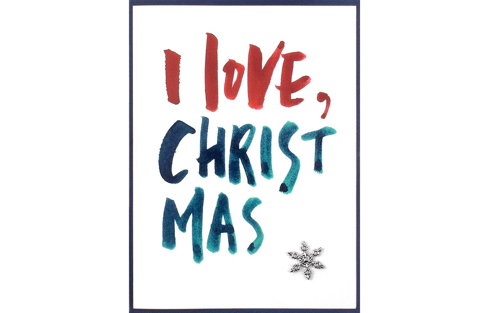 K Love Christmas.Love Christmas